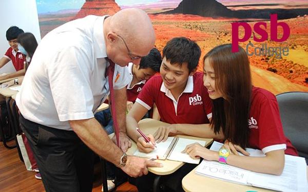 Đội ngũ giảng viên của PSB College Việt Nam là các chuyên gia nước ngoài giàu kinh nghiệm