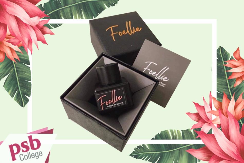 Hình ảnh hộp Nước hoa vùng kín Foellie