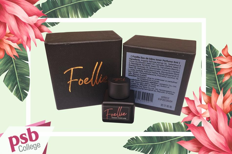 Nước hoa vùng kín Foellie xuất xứ từ Hàn Quốc