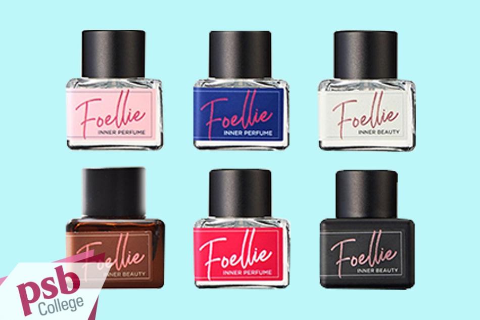 Các loại mùi hương của Nước hoa vùng kín Foellie