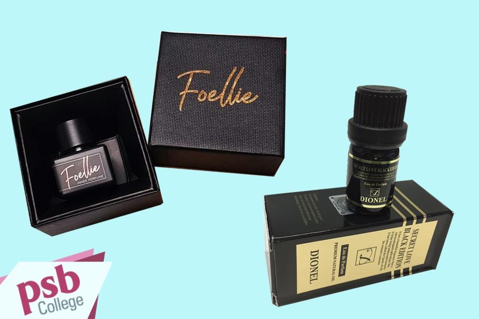 So sánh nước hoa vùng kín Dionel và Foellie