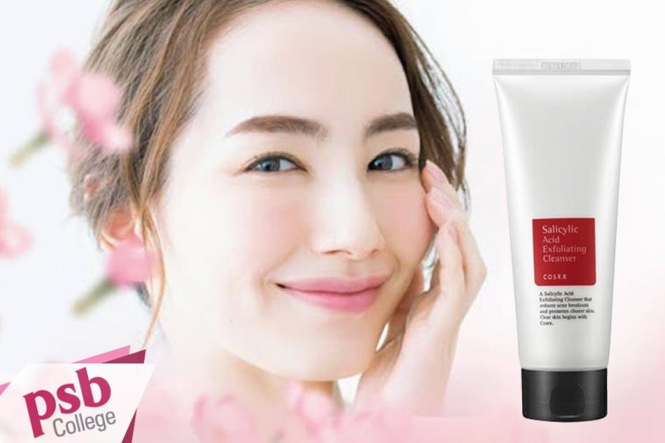 Sữa rửa mặt Cosrx Salicylic Acid Exfoliating Cleanser dành cho da mụn