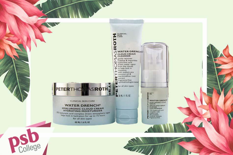 Những sản phẩm có chứa Hyaluronic Acid