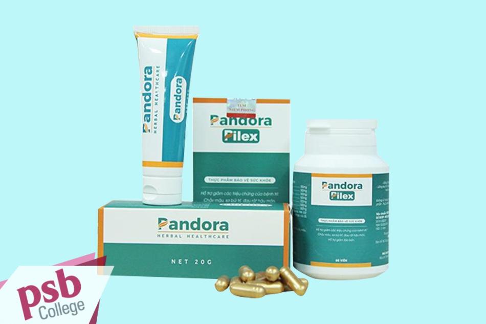 Bộ sản phẩm Pandora