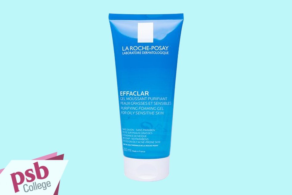 Sữa rửa mặt La Roche Posay Effaclar – Pháp