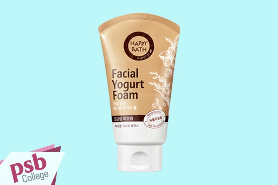 Sữa rửa mặt Happy Bath Facial Yogurt Foam