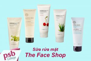 Sữa rửa mặt The Face Shop
