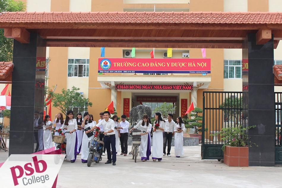 Trường Cao đẳng Dược Hà Nội