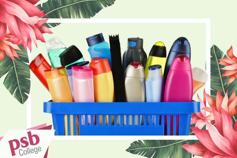 Xanthan gum có mặt trong nhất nhiều loại mỹ phẩm khác nhau.