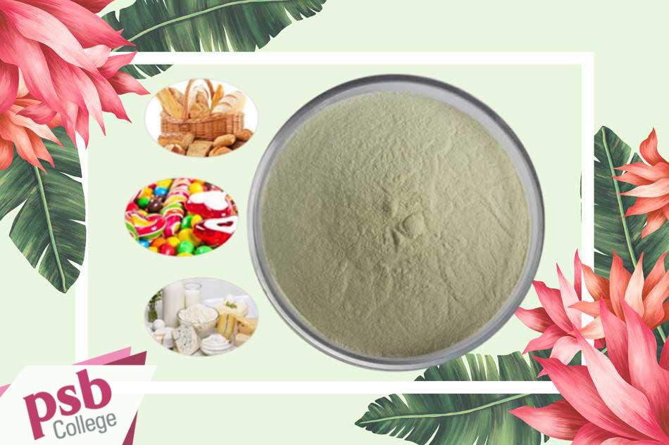 Xanthan Gum được sử dụng trong nhiều thự phảm bởi tính an toàn với sức khỏe người dùng