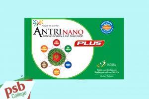 Antrinano Plus là dược phẩm được nghiên cứu và sản xuất ngay tại Việt Nam