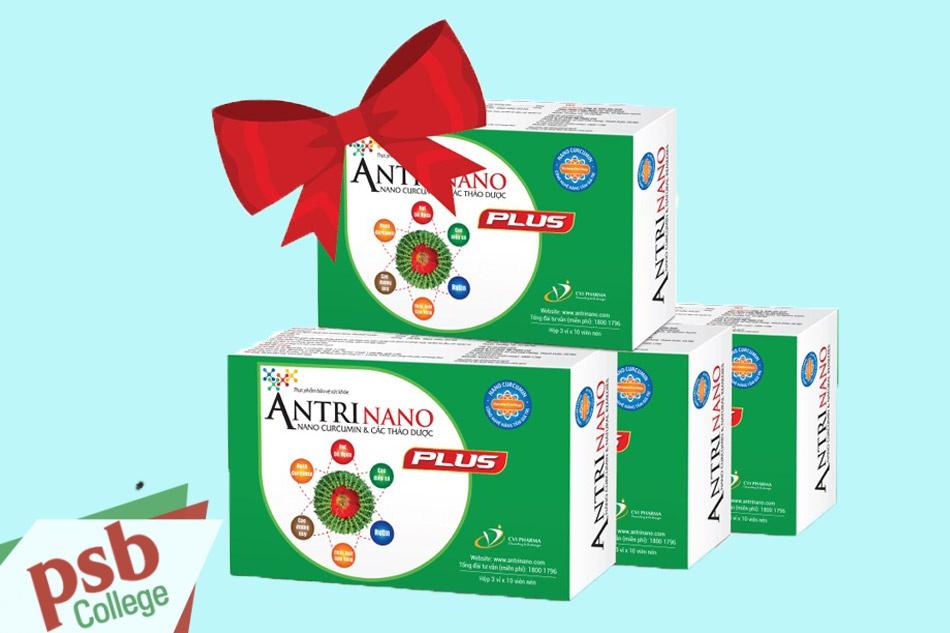 Khi dùng Antrinano Plus, nên hỏi ý kiến của bác sĩ trước khi dùng