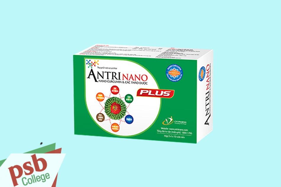 Antrinano Plus đã được Viện Hàn lâm khoa học và Công nghệ Việt Nam kiểm tra chất lượng an toàn