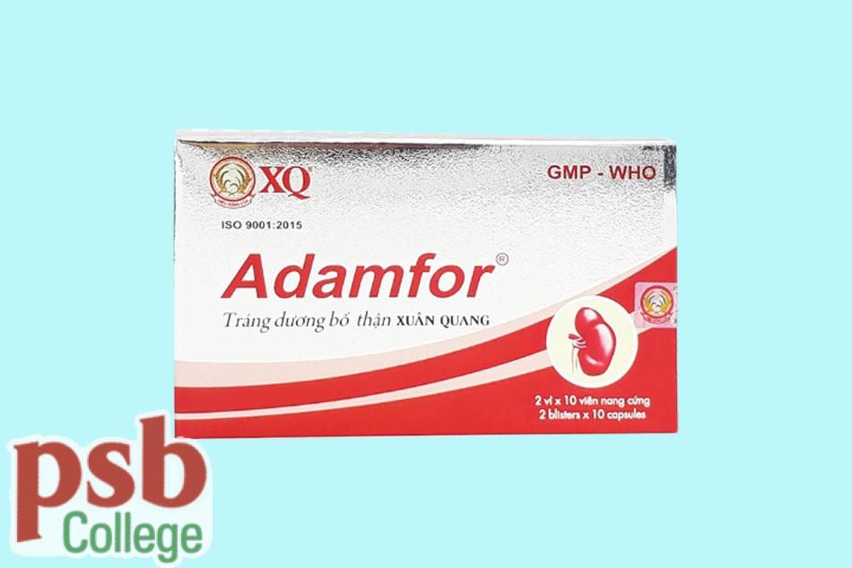Hình ảnh Adamfor