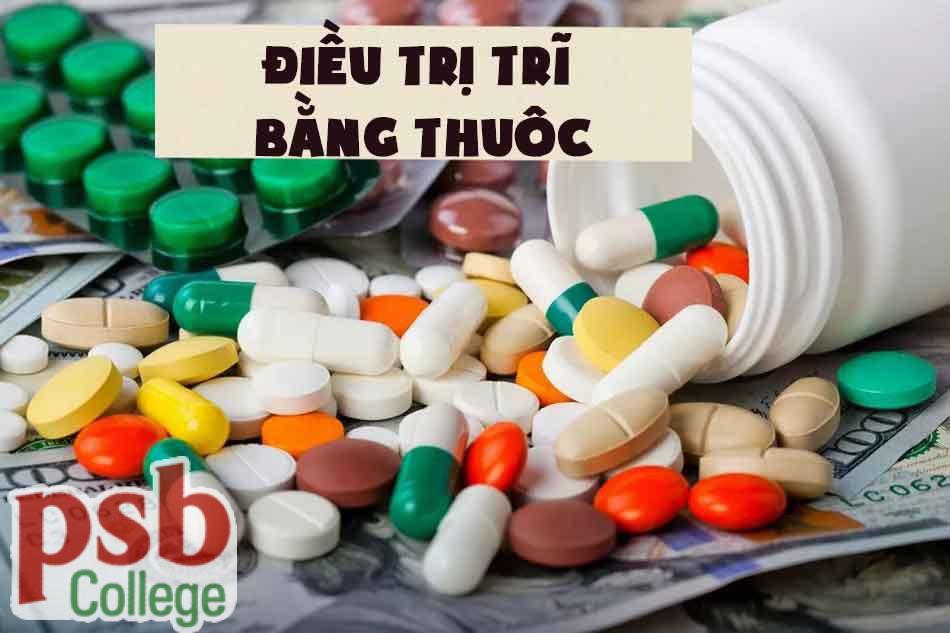 Bệnh trĩ uống thuốc gì