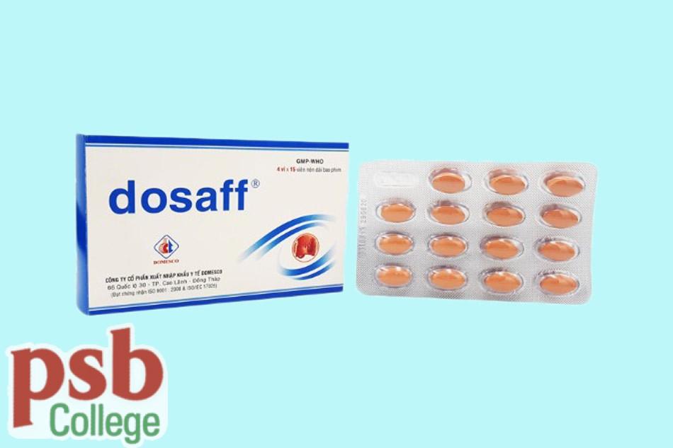 Hình ảnh thuốc Dosaff