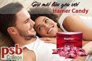 Giữ mãi lửa yêu với Hamer Candy