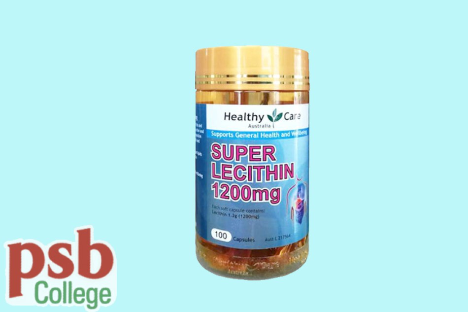 Hình ảnh viên uống Healthy Care Super Lecithin