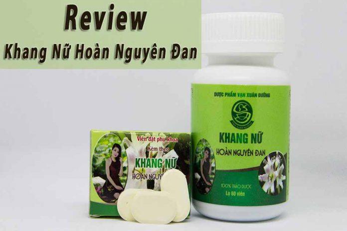 Review Khang Nữ Hoàn Nguyên Đan