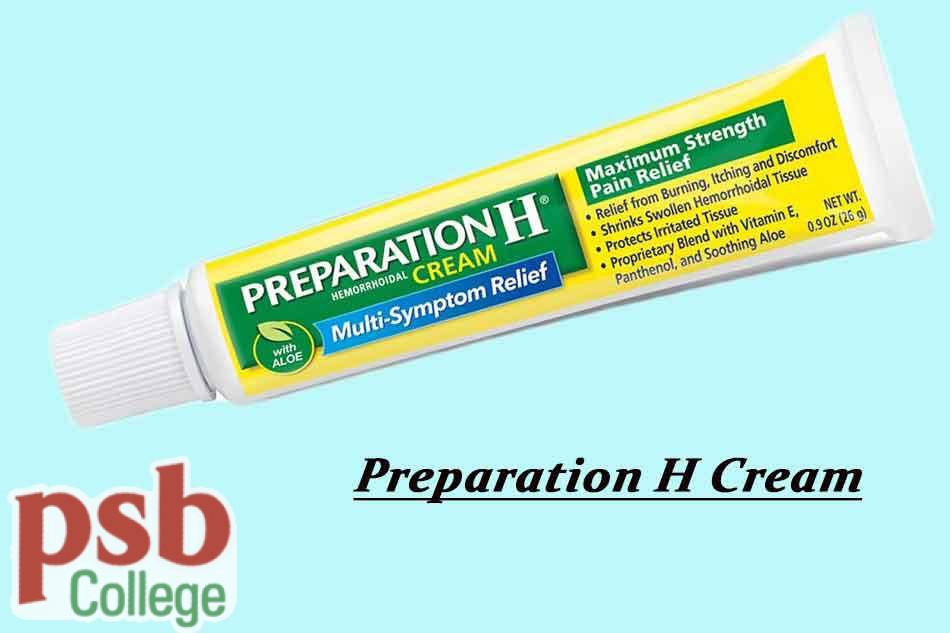 Thuốc Preparation H Cream