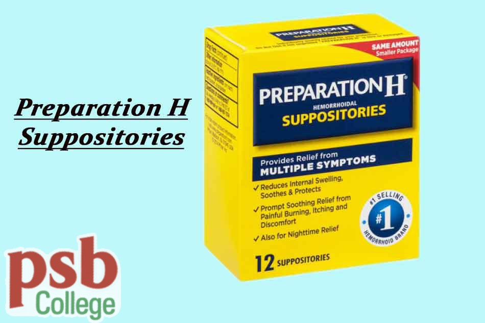 Thuốc Preparation H Suppositories