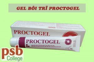 Hình ảnh gel bôi trĩ Proctogel