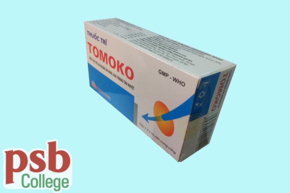 Hình ảnh thuốc trĩ Tomoko