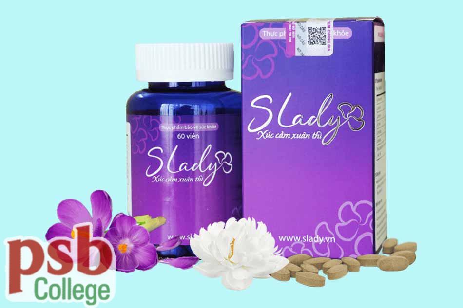 Hình ảnh sản phẩm viên uống Slady