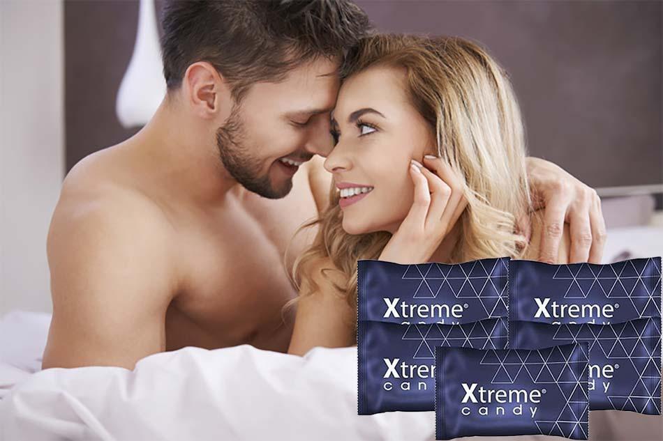 Hình ảnh Kẹo Sâm Xtreme Candy