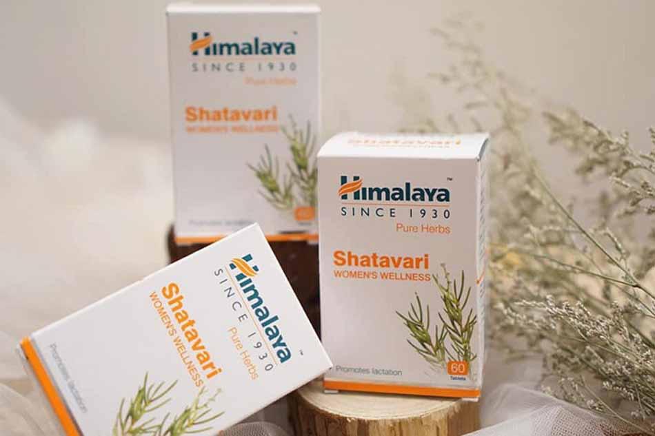 Himalaya Shatavari giúp cải thiện sinh lý nữ