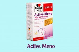 Viên uống Active Meno