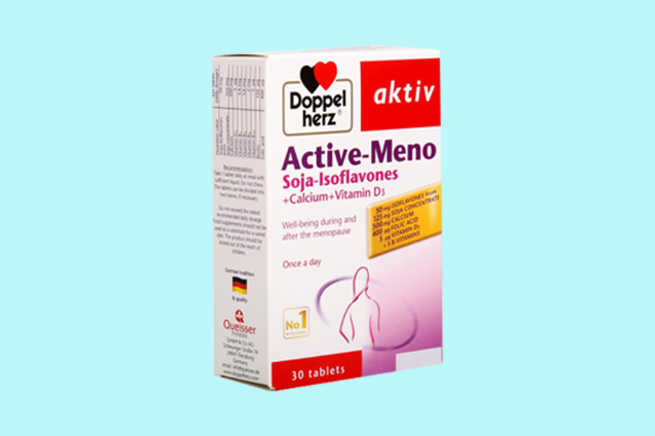 Hình ảnh hộp Active Meno