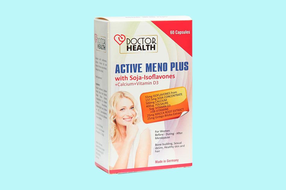 Hình ảnh hộp Active Meno Plus