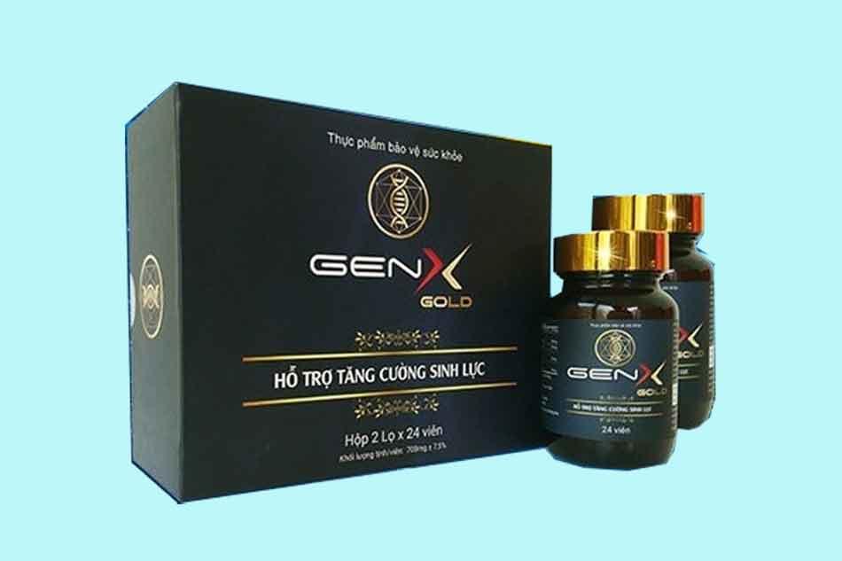 Hình ảnh Gen X Gold