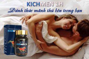Kichmen 1h - Đánh thức mãnh thú bên trong bạn