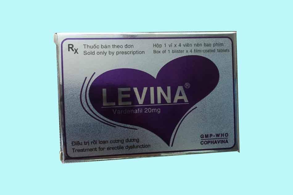Hình ảnh thuốc Levina