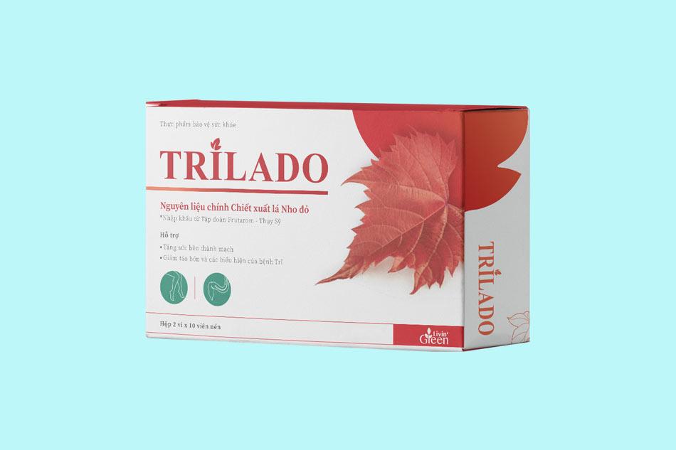 Hình ảnh hộp Trilado
