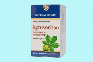 Rotuven - Hỗ trợ điều trị suy giãn tĩnh mạch