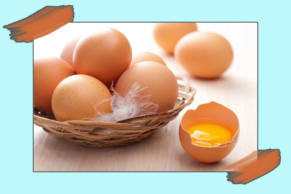 Trị yếu sinh lý bằng trứng gà