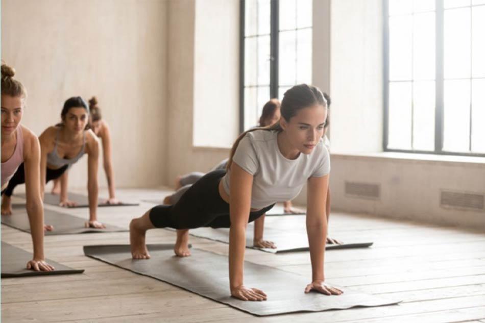 Tập thể dục nhẹ nhàng giúp số ngày kinh ngắn hơn