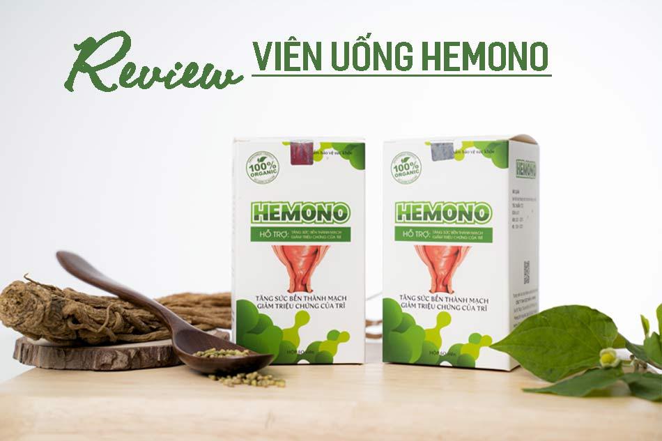 Viên uống Hemono giá bao nhiêu?