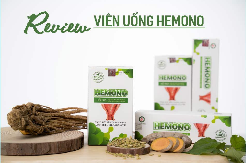Viên uống Hemono có tốt không?