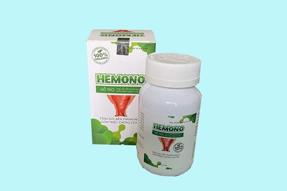 Viên uống Hemono là sản phẩm gì?