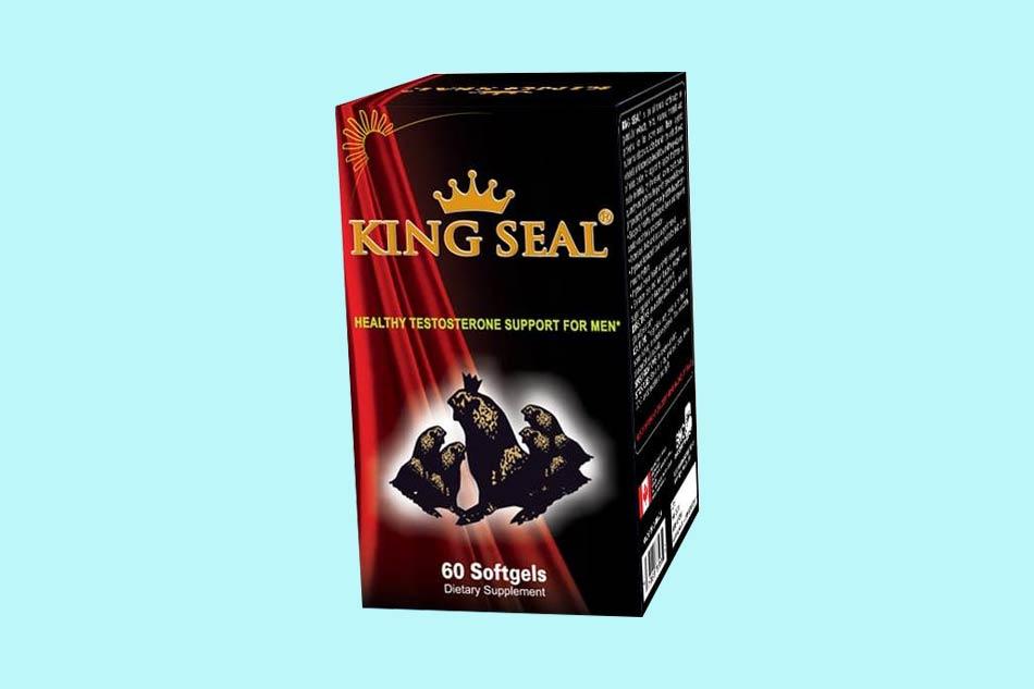 Hình ảnh hộp King Seal