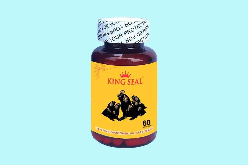Hình ảnh lọ King Seal