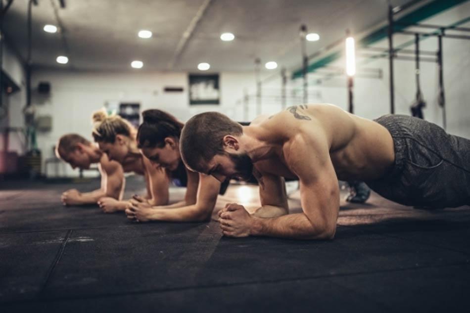 Bài tập Plank tốt cho sinh l