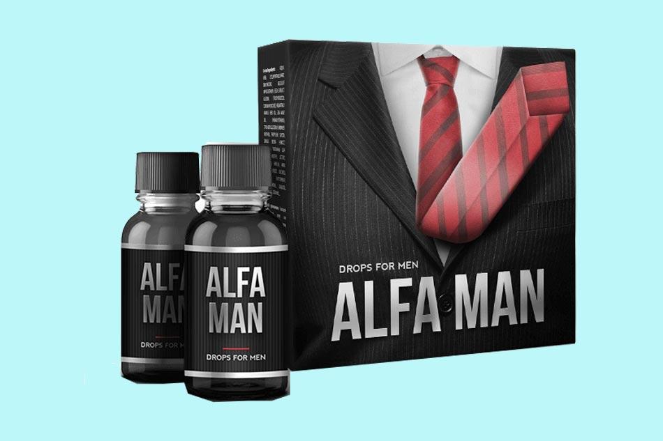 Hình ảnh Alfa Man