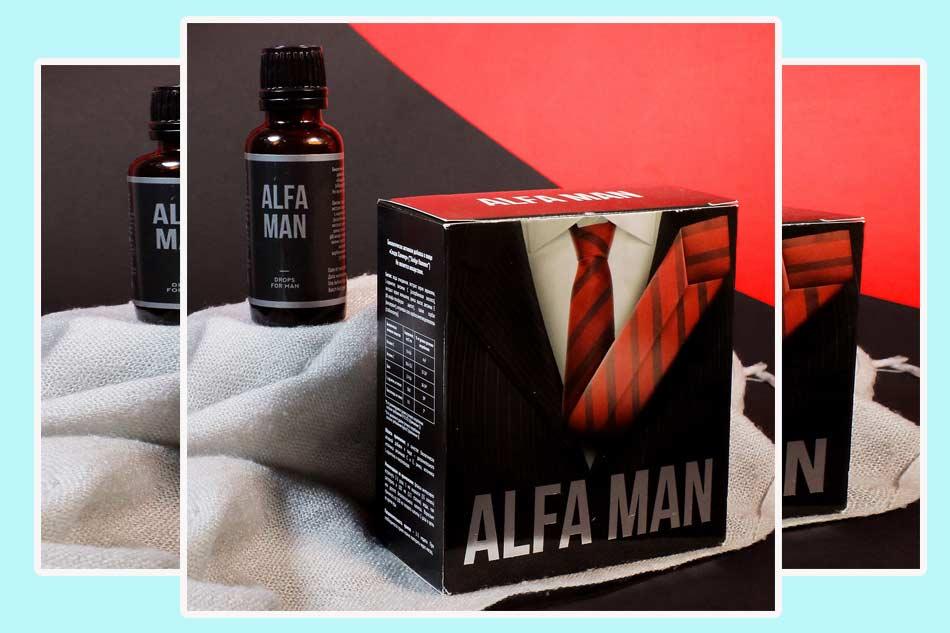 Alfa Man có tốt không?