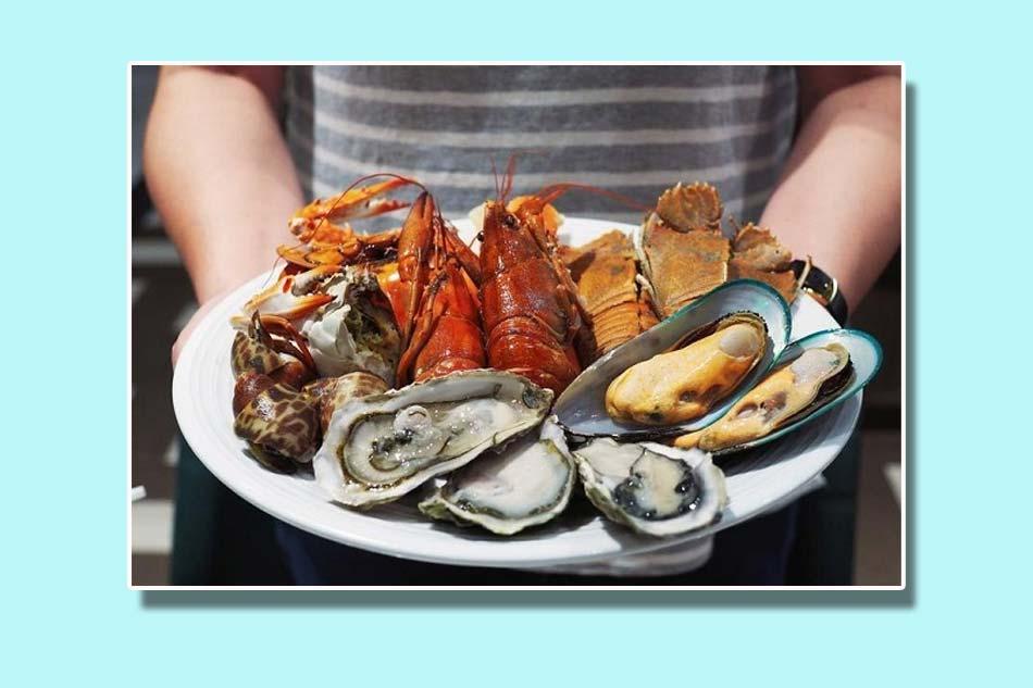 Các loại hải sản giúp tăng cường sinh lực