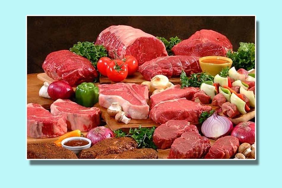 Bổ sung thịt đỏ vào chế độ ăn